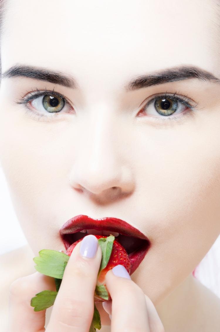 Jade 5 strawberry
